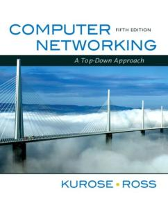 Computer Networking: A Top-Down Approach [With Access Code]
