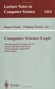 Computer Science Logic, 11 conf., CSL '97