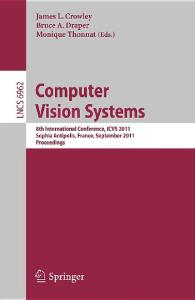 Computer Vision Systems (Lecture Notes in Computer Science)