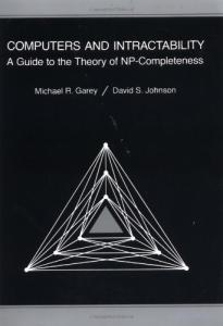 Computers and Intractability: A Guide to the Theory of NP-Completeness