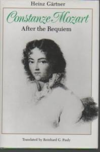 Constanze Mozart: after the Requiem