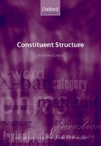 Constituent Structure