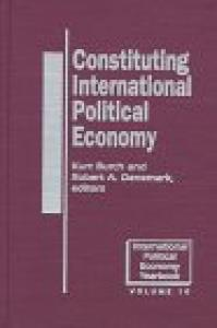 Constituting International Political Economy
