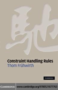 Constraint Handling Rules
