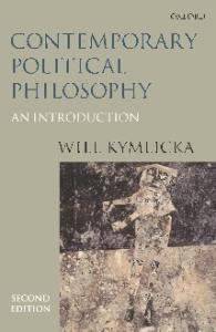 Contemporary Political Philosophy: An Introduction (Second Edition)