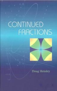 Continued Fractions (2006)
