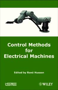 Control Methods for Electrical Machines