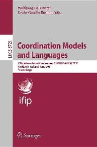 Coordination Models and Languages - COORDINATION 2011