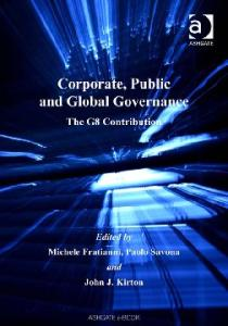 Corporate, Public and Global Governance (Global Finance)