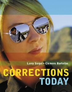Corrections Today [Wadsworth; 2011]