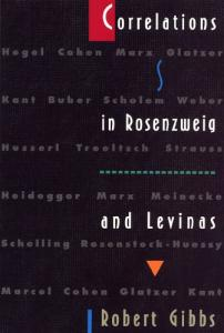 Correlations in Rosenzweig and Levinas