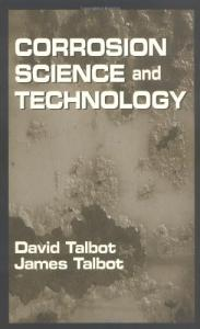 Corrosion Science and Technology (Materials Science & Technology)