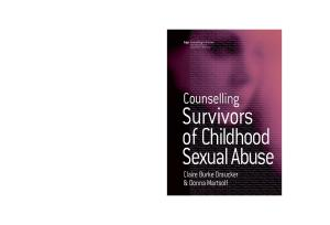 Counselling Survivors of Childhood Sexual Abuse (Counselling in Practice series)