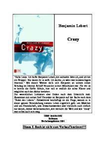 Crazy (German Edition)