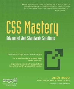 CSS Mastery: Advanced Web Standards Solutions (Solutions)