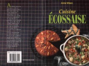 Cuisine ecossaise
