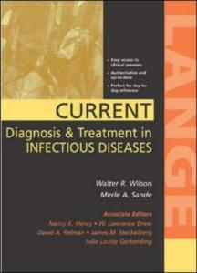 Current Diagnosis and Treatment in Infectious Diseases