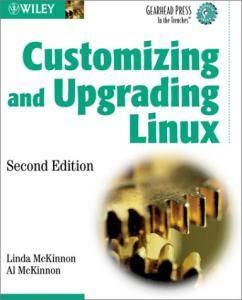 Customizing and Upgrading Linux