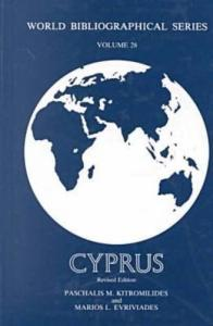 Cyprus (World Bibliographical Series)