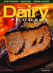 Dairy Foods September 2011