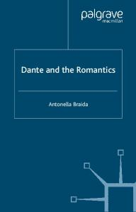 Dante and the Romantics