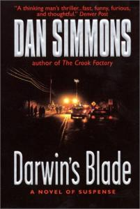 Darwin's Blade: A Novel of Suspense