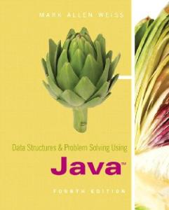 Data Structures & Problem Solving Using Java. Fourth Edition