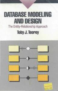 Database Modeling & Design: The Entity-Relationship Approach