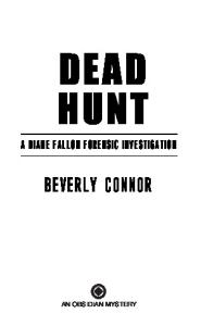 Dead Hunt (Diane Fallon Forensic Investigation, No. 5)