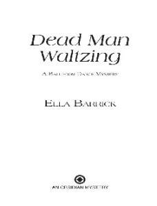 Dead Man Waltzing