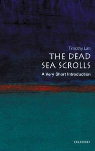 Dead Sea Scrolls. A Very Short Introduction
