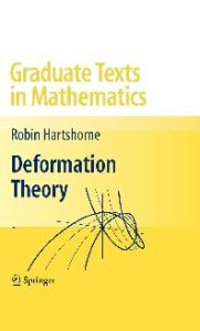 Deformation Theory (Graduate Texts in Mathematics)