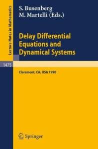 Delay-differential equations and dynamical systems
