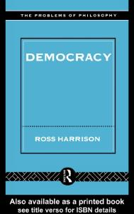 Democracy (Problems of Philosophy)