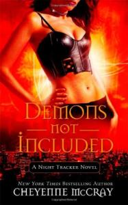 Demons Not Included: A Night Tracker Novel