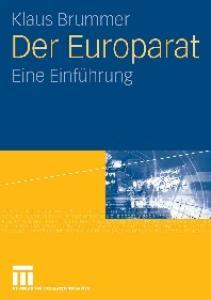 Der Europarat: Eine Einfuhrung