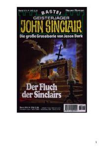 Der Fluch der Sinclairs