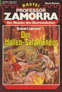 Der Hoellen-Salamander