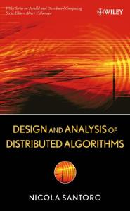 Design and Analysis of Distributed Algorithms