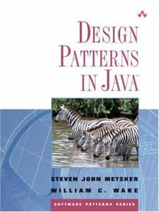 Design patterns in Java, 2nd Edition