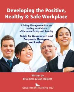 Developing the Positive, Healthy & Safe Workplace