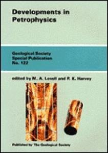 Developments in petrophysics