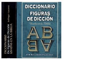 Diccionario de figuras de diccion (Spanish Edition)