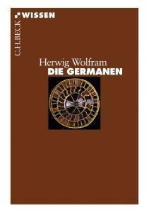 Die Germanen (Beck Wissen)