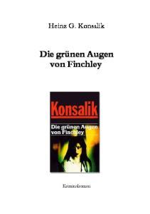 Die grünen Augen von Finchley