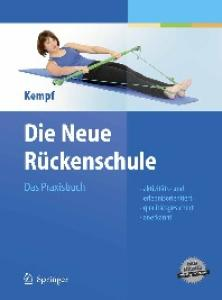 Die Neue Rückenschule: Das Praxisbuch (German Edition)