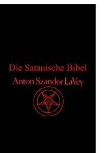 Die satanische Bibel  GERMAN