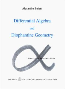 Differential algebra and diophantine geometry