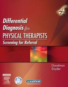 Differential Diagnosis for Physical Therapists: Screening for Referral 4th Edition (Differential Diagnosis In Physical Therapy)