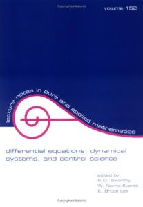 Differential equations, dynamical systems, and control science